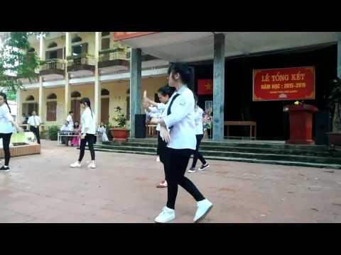 Nhảy hiện đại Vũ điệu rửa tay-Ma baby-Seve-Me tgustas tu by team dancer V.O 9A
