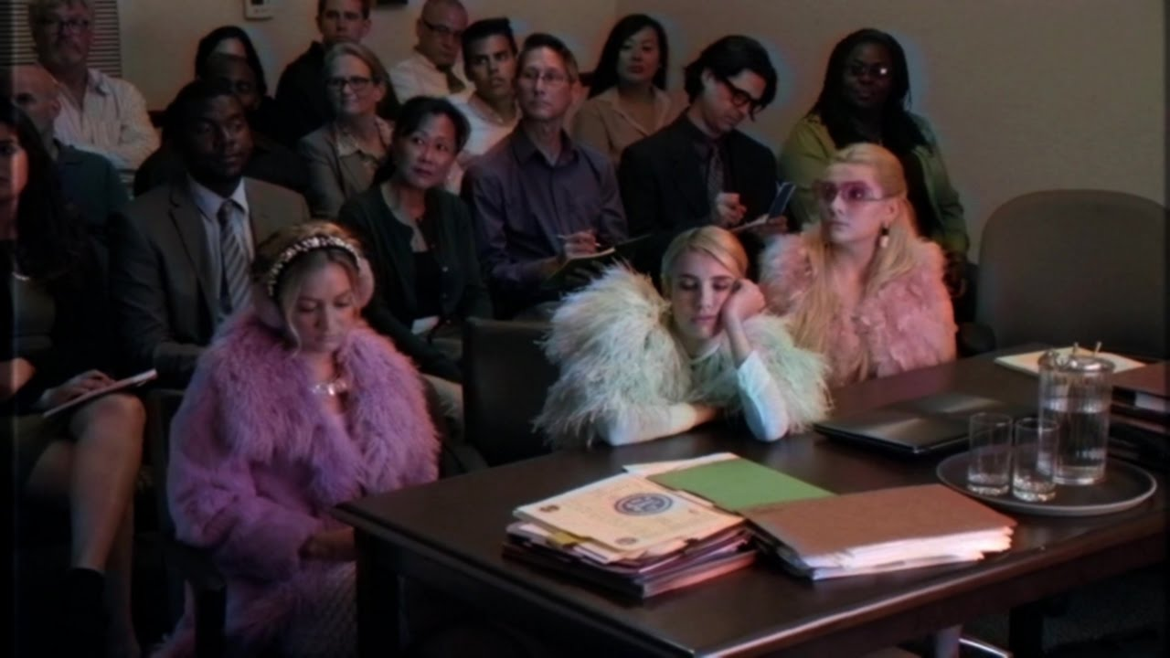 Download Scream Queens 2x01 - Hester's confession