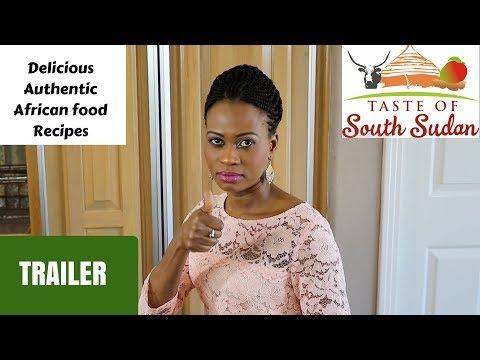 Taste of South Sudan Trailer
