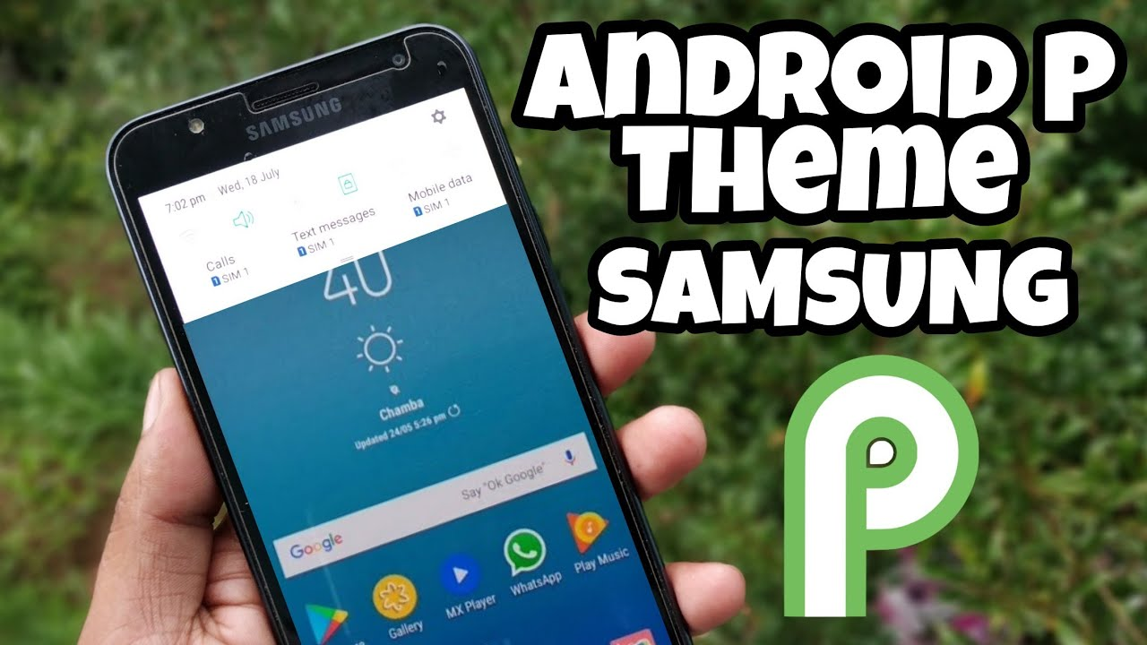 Android P For J7 Prime
