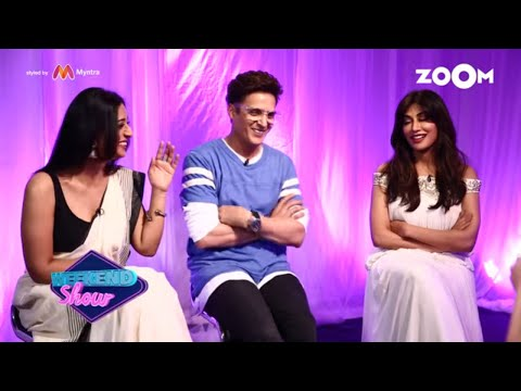 Saheb Biwi aur Gangster 3 | Jimmy, Chitrangada & Mahie | Interview & Movie Review| Zoom Weekend Show