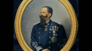 King Victor Emmanuel II of Italy