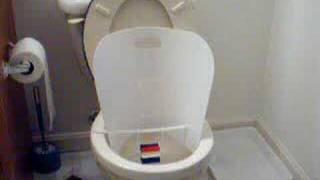 Toilet Training Boys - Potty Protector Urine Shield (www.sjj-products.com)