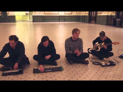 Second Guessing Games (performed at The Salt Lake City Union Pacific Depot)