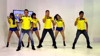 WE ARE ONE MUNDIAL 2014 COREOGRAFIA RIO DANCE SHOW