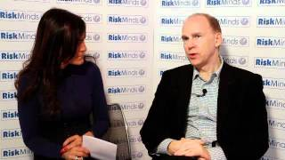 An Interview with John Coates at RiskMinds 2011