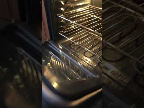 How to clean your stove or toaster oven glass