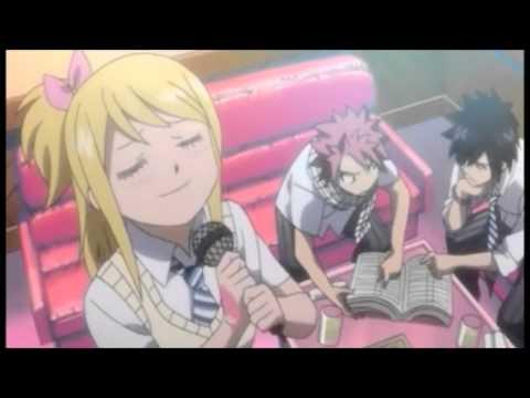 ♫ Fairy Tail Karaoke Dance Party ♫