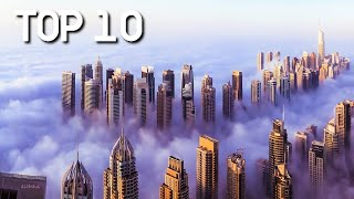 Top 10 Cities wİth MOST Skyscrapers   2020