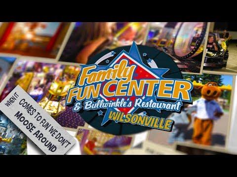 Wilsonville Family Fun Center & Bullwinkle's Restaurant