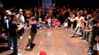 Soul on Top VI (2013) No Half Stepping vs. Sexion Est
