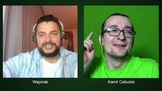 DLACZEGO NIE NAGRYWAM PRANKÓW? - Wapniak i Kamil Cebulski