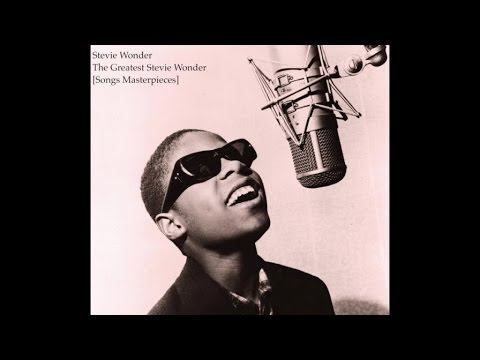 Stevie Wonder - The Greatest Stevie Wonder [Songs Masterpiec
