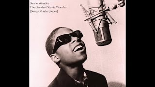 Stevie Wonder - The Greatest Stevie Wonder [Songs Masterpieces] [Best of R&B Music] (1962)