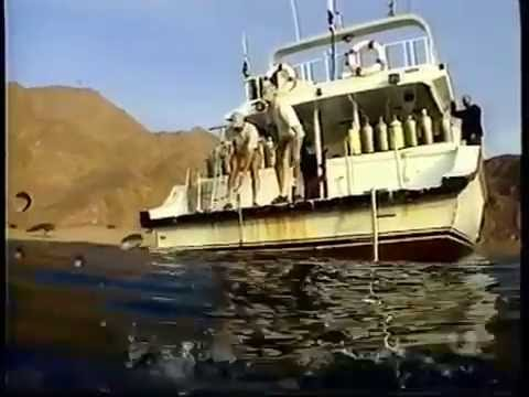 The Parting of the Red SEA  Absolute Proof found in the Gulf of Aqaba