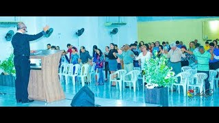 Culto Dominical  25.08.2019       ' O combate de Jesus' (Romanos 12.14-19)