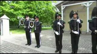 Norges nasjonaldag i Oslo 17. mai 2011
