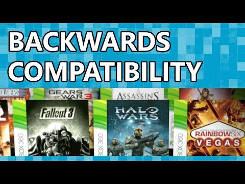 How Does Backward Compatibility Work On Xbox One