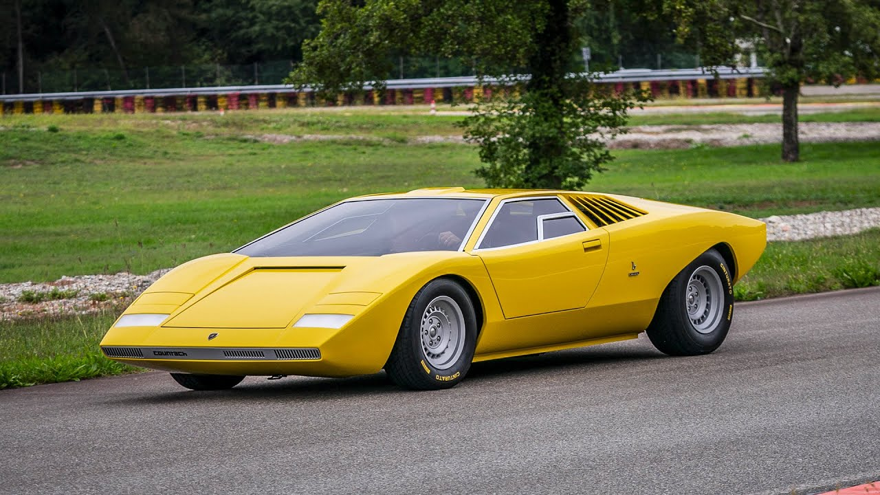 Download Lamborghini Countach LP 500: The Shakedown
