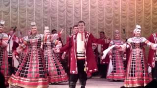 �������� ���� Воронежский русский народный хор им. К.И. Массалитинова - Запрягай-ка, батька, лошадь. ������