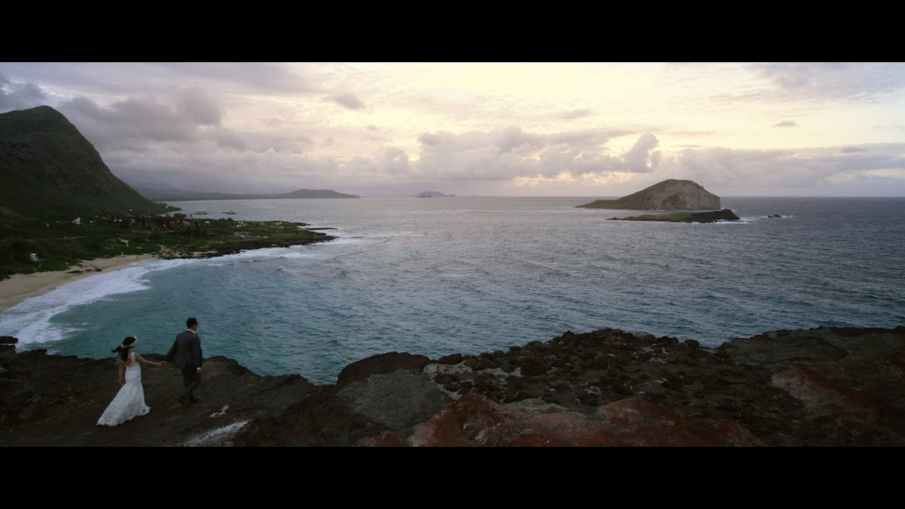 Joyce and Chris | Into the Cliffs of Oahu, HI (Short Film)
