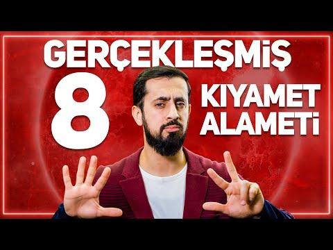 Gerçekleşmiş 8 Kıyamet Alameti - Mehmet Yıldız