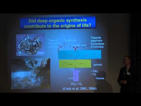 Robert Hazen: Unanswered questions in deep carbon research