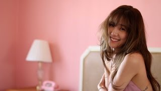 TIFFANY 티파니_I Just Wanna Dance_Making Film