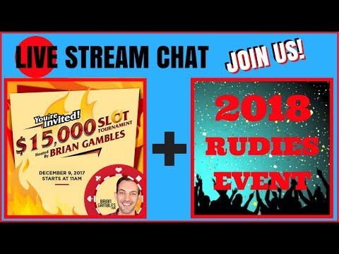 🔴 LIVE STREAM CHAT ✦ From Yonkers NY ✦ FREE Tournament + More! ✦ Brian Christopher Slots