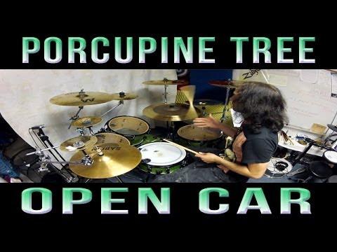 Porcupine Tree - Open Car (Drum Cover)