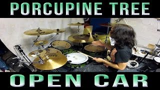 Porcupine Tree - Open Car (Drum Cover)