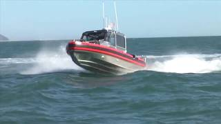 Coast Guard  29-foot Response Boat Small II