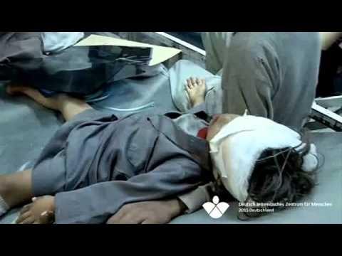 Saudi Arabien Krieg gegen Jemen 2015 /DE/EN/AR
