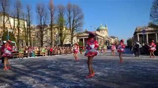 Caporales Mi Viejo San Simón Italia - Sfilata di Mezza Quaresima 2019