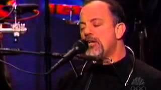 Elton John and Billy Joel - Piano Man live
