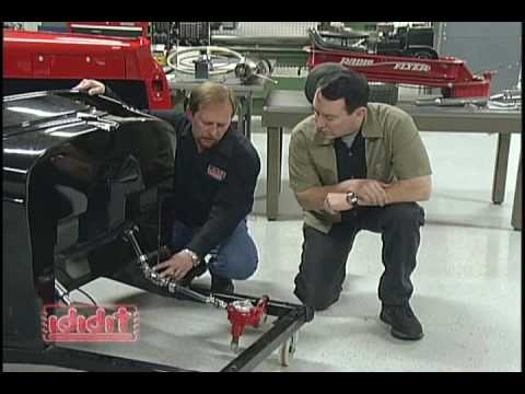 Ididit Universal Steering Column Install - Part 2