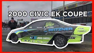 homepage tile video photo for AWESOME EK Coupe ALL MOTOR PASS with Overlay!