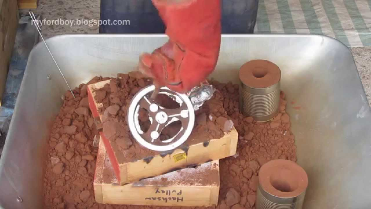 Casting Molds Gears