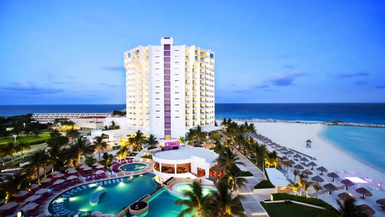 Krystal Grand Punta Cancún Quintana Roo Mexico 5 Stars Hotel