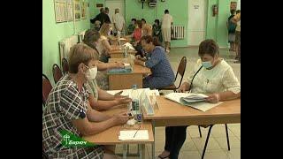 Специалисты социальных ведомств продолжают объезд сёл района. 31.07.2020