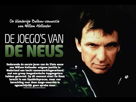 Sam Klepper ook op dodenlijst van Willem Holleeder.