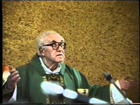 Divo barsotti venezia 12dic1986 padre nostro youtube - Don divo barsotti meditazioni ...