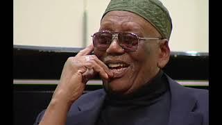 UDCJAZZforum: Dr. Randy Weston & Willard Jenkins African Rhythms: The Autobiography of Randy Weston