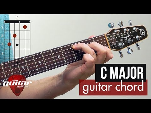 how-to-play-the-c-major-chord-|-beginner-guitar-lesson