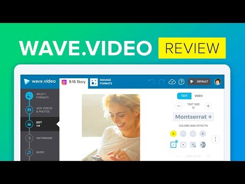 Wave.video Review (by Donna Moritz) | How to Make an Awesome Vertical Video