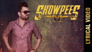 SHOWPEES (Lyrical ) | YADDY BAGGA | Latest Punjabi Songs 2018 | AMAR AUDIO