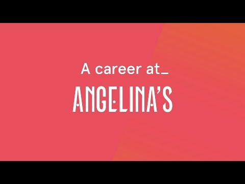 Discover what it's like to work at Angelinas