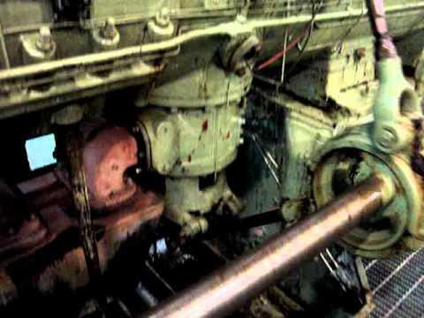 1914 Cooper 22TTDT Horizontal Gas Engine- Rockport WV