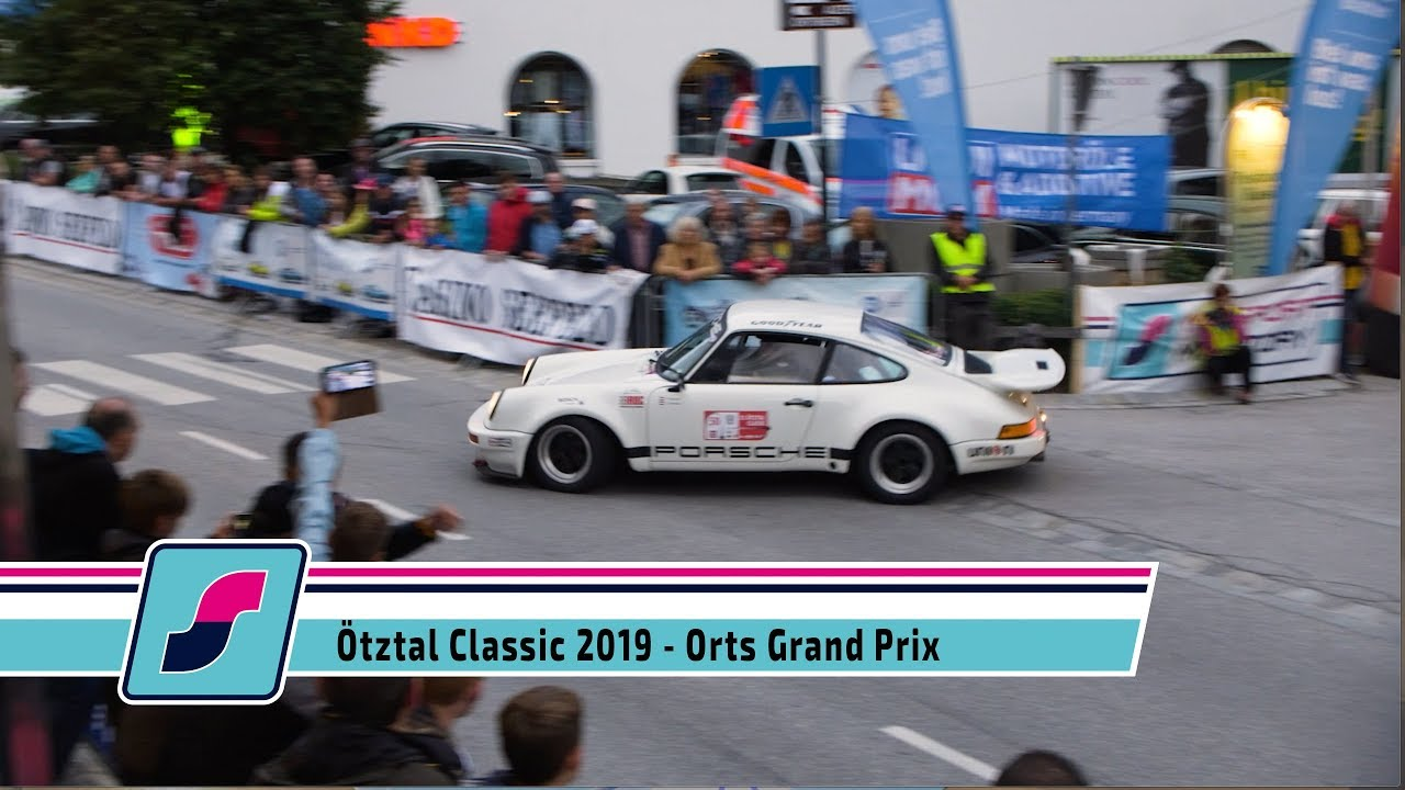 Der Orts Grand Prix bei der Ötztal Classic 2019