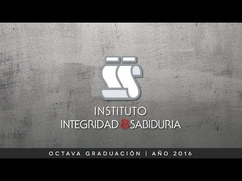 Graduación Instituto Integridad & Sabiduría -